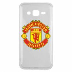 Чохол для Samsung J5 2015 Манчестер Юнайтед