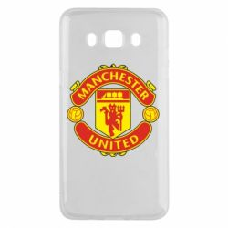 Чохол для Samsung J5 2016 Манчестер Юнайтед