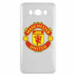 Чохол для Samsung J7 2016 Манчестер Юнайтед
