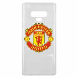 Чохол для Samsung Note 9 Манчестер Юнайтед