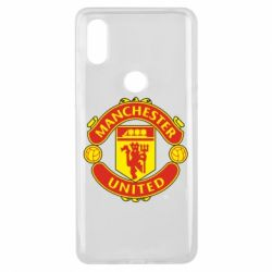 Чохол для Xiaomi Mi Mix 3 Манчестер Юнайтед