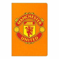 Блокнот А5 Манчестер Юнайтед