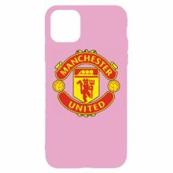 Чохол для iPhone 11 Манчестер Юнайтед