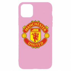 Чохол для iPhone 11 Pro Max Манчестер Юнайтед