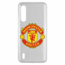 Чохол для Xiaomi Mi9 Lite Манчестер Юнайтед