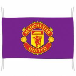 Прапор Манчестер Юнайтед