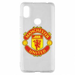 Чохол для Xiaomi Redmi S2 Манчестер Юнайтед