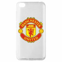 Чохол для Xiaomi Redmi Go Манчестер Юнайтед