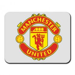 Коврик для мыши Манчестер Юнайтед - FatLine