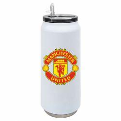 Термобанка 500ml Манчестер Юнайтед