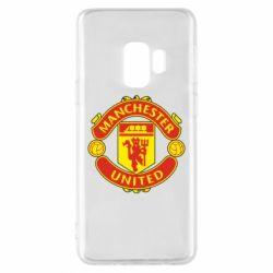 Чохол для Samsung S9 Манчестер Юнайтед