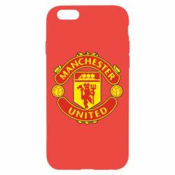 Чохол для iPhone 6/6S Манчестер Юнайтед
