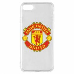 Чохол для iPhone 8 Манчестер Юнайтед