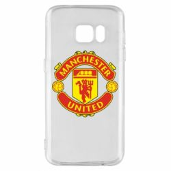 Чохол для Samsung S7 Манчестер Юнайтед