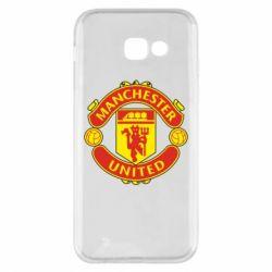 Чохол для Samsung A5 2017 Манчестер Юнайтед