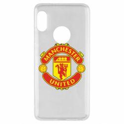 Чохол для Xiaomi Redmi Note 5 Манчестер Юнайтед