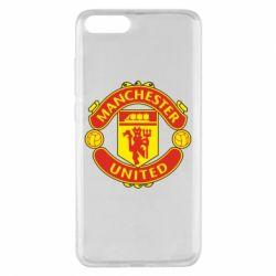 Чохол для Xiaomi Mi Note 3 Манчестер Юнайтед