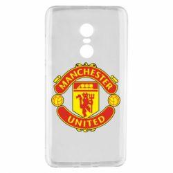 Чохол для Xiaomi Redmi Note 4 Манчестер Юнайтед