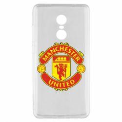 Чохол для Xiaomi Redmi Note 4x Манчестер Юнайтед