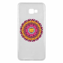 Чехол для Samsung J4 Plus 2018 Mandala Cats