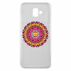 Чехол для Samsung J6 Plus 2018 Mandala Cats