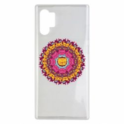Чехол для Samsung Note 10 Plus Mandala Cats