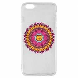 Чехол для iPhone 6 Plus/6S Plus Mandala Cats