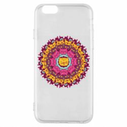 Чехол для iPhone 6/6S Mandala Cats
