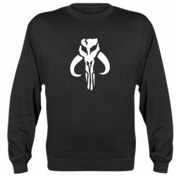 Реглан (свитшот) Mandalorian emblem