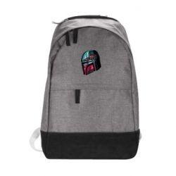 Городской рюкзак Mandalorian Helmet profil