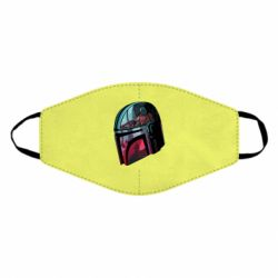 Маска для лица Mandalorian Helmet profil