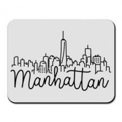 Килимок для миші Manhattan