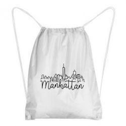 Рюкзак-мішок Manhattan
