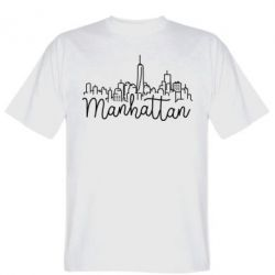 Футболка Manhattan