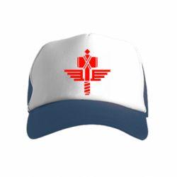 Дитяча кепка-тракер Manowar Logo