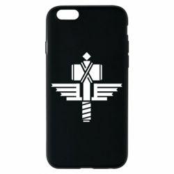 Чохол для iPhone 6/6S Manowar Logo