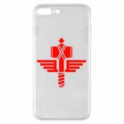 Чохол для iPhone 7 Plus Manowar Logo