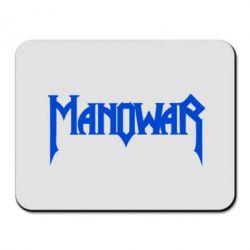 Коврик для мыши Manowar - FatLine