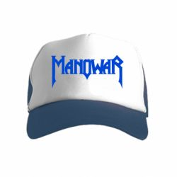 Дитяча кепка-тракер Manowar