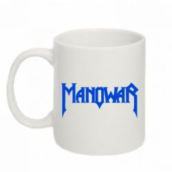 Кружка 320ml Manowar - FatLine