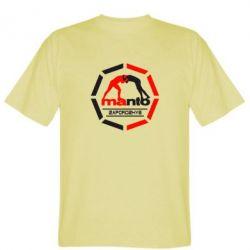 Мужская футболка Manto Zaporozhye - FatLine