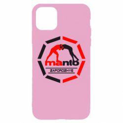 Чохол для iPhone 11 Pro Max Manto Zaporozhye