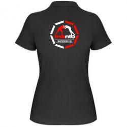 Женская футболка поло Manto Zaporozhye - FatLine