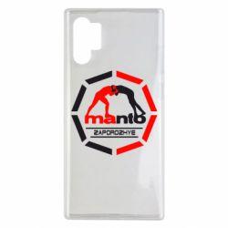 Чохол для Samsung Note 10 Plus Manto Zaporozhye
