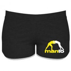 Женские шорты Manto
