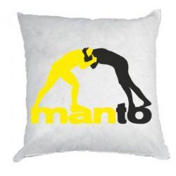Подушка Manto