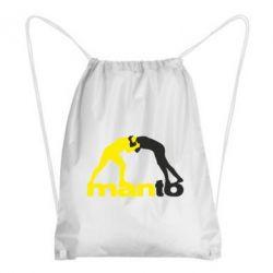 Рюкзак-мешок Manto