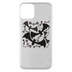 Чехол для iPhone 11 Many bats