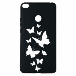 Чехол для Xiaomi Mi Max 2 Many butterflies