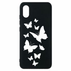 Чехол для Xiaomi Mi8 Pro Many butterflies
